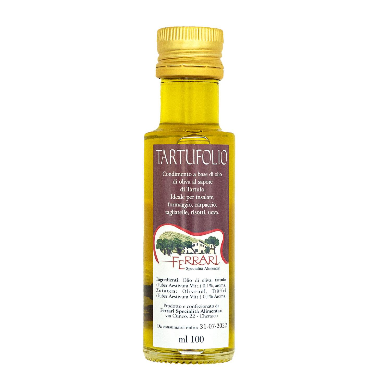 Tartufolio Nero -  in olio di oliva - 100 ml