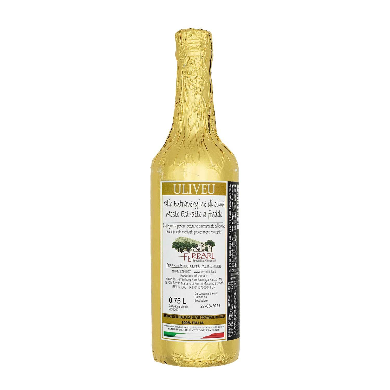 Uliveu - olio extravergine di oliva - 750 ml